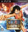 One Piece: Pirate Warriors PlayStation 3 Front Cover