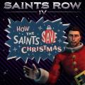 Saints Row IV: How the Saints Save Christmas PlayStation 3 Front Cover