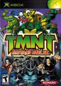 TMNT: Mutant Melee Xbox Front Cover