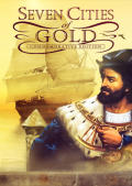 Seven Cities of Gold: Commemorative Edition Linux Front Cover
