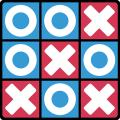 Tic Tac Toe King Android Front Cover