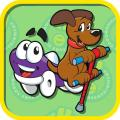 Putt-Putt and Pep's Dog on a Stick Windows Front Cover