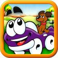 Putt-Putt Saves the Zoo iPad Front Cover Humongous Entertainment free version