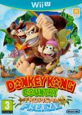 Donkey Kong Country Tropical Freeze Wii U Front Cover