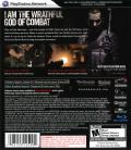 Rogue Warrior PlayStation 3 Back Cover