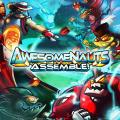 Awesomenauts Assemble! PlayStation 4 Front Cover