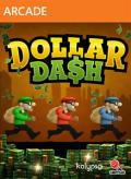 Dollar Dash Xbox 360 Front Cover