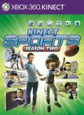 Kinect Sports: Season Two Xbox 360 Front Cover