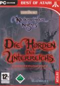 Neverwinter Nights: Hordes of the Underdark Windows Front Cover
