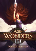 Age of Wonders III (Deluxe Edition) Windows Front Cover 1st version