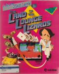 Leisure Suit Larry in the Land of the Lounge Lizards Atari ST Front Cover