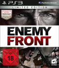 Enemy Front (Limited Edition) PlayStation 3 Front Cover