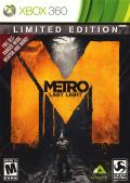 Metro: Last Light (Limited Edition) Xbox 360 Front Cover