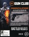 Battlefield 3 PlayStation 3 Other DLC Code - M1911 Pistol for Multiplayer