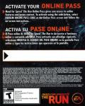 Need for Speed: The Run PlayStation 3 Other DLC Code - Online Features & Bonus Content