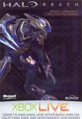 Halo: Reach (Limited Edition) Xbox 360 Other DLC Download Card - Front