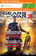 Gears of War 3 (Epic Edition) Xbox 360 Other DLC Download Card - Front