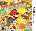 Paper Mario: Sticker Star Nintendo 3DS Front Cover