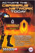 Mass Effect 2 Xbox 360 Other DLC Download Card & Online Pass - Front