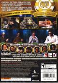 World Series of Poker: Tournament of Champions Xbox 360 Back Cover
