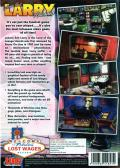 Leisure Suit Larry Reloaded Windows Back Cover