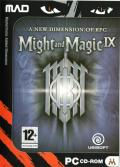 Might and Magic IX Windows Front Cover Front Cover