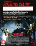 Syndicate PlayStation 3 Other DLC Code - Executive Package