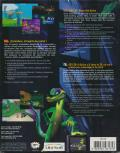 Gex 3D: Enter the Gecko Windows Back Cover