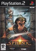 Sphinx and the Cursed Mummy PlayStation 2 Front Cover