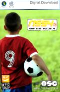 New Star Soccer 4 Macintosh Front Cover