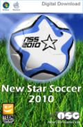 New Star Soccer 2010 Macintosh Front Cover