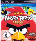 Angry Birds Trilogy PlayStation 3 Front Cover