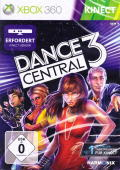 Dance Central 3 Xbox 360 Front Cover