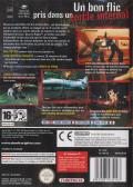 Dead to Rights GameCube Back Cover