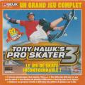 Tony Hawk's Pro Skater 3 Windows Other Sleeve (Front)
