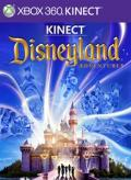 Kinect: Disneyland Adventures Xbox 360 Front Cover