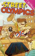 Street Olympics Commodore 16, Plus/4 Front Cover