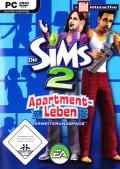 The Sims 2: Apartment Life Windows Front Cover