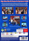 The Sims 2: Apartment Life Windows Back Cover
