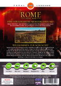 Rome: Total War - Gold Edition Macintosh Back Cover