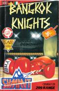 Bangkok Knights Commodore 64 Front Cover
