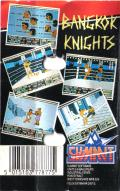 Bangkok Knights Commodore 64 Back Cover