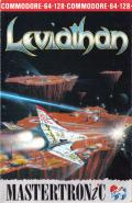 Leviathan Commodore 64 Front Cover