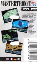Leviathan Commodore 64 Back Cover