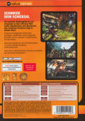 Kingdoms of Amalur: Reckoning Windows Back Cover