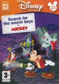 Disney Learning Adventure: Search for the Secret Keys Macintosh Front Cover