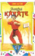 Shanghai Karate Commodore 64 Front Cover