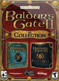 Baldur's Gate II: The Collection Windows Front Cover