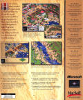 Age of Empires Macintosh Back Cover