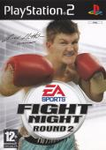 Fight Night Round 2 PlayStation 2 Front Cover